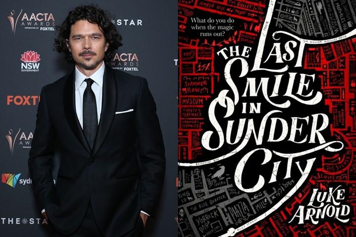 Luke Arnold delivers The Last Smile in Sunder City