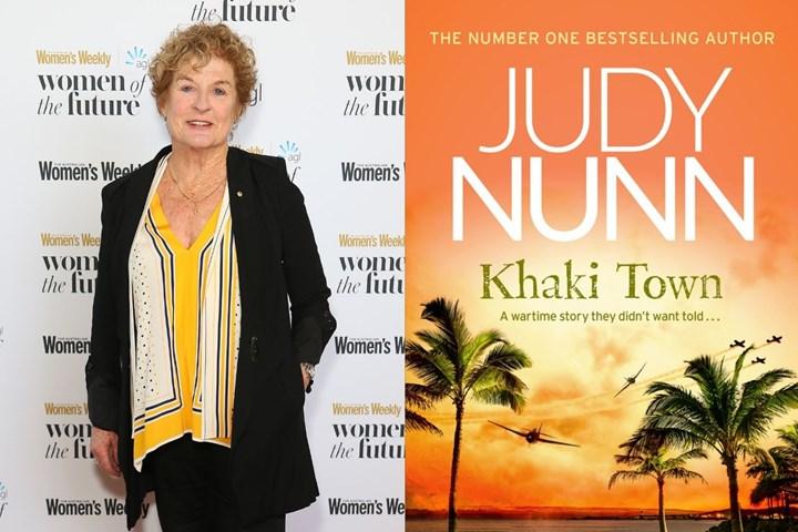 judy nunn book khaki city