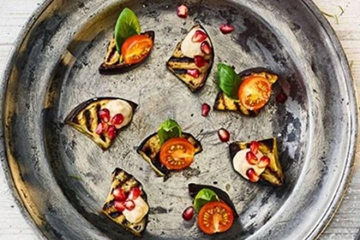 grilled-aubergine-stacks
