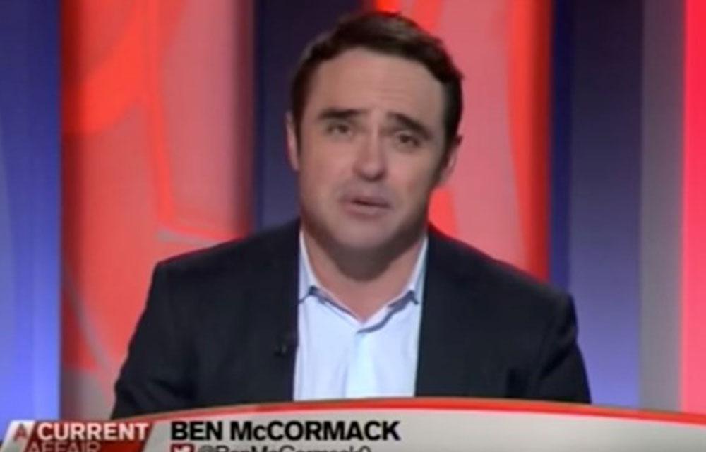 ben mccormack - photo #1