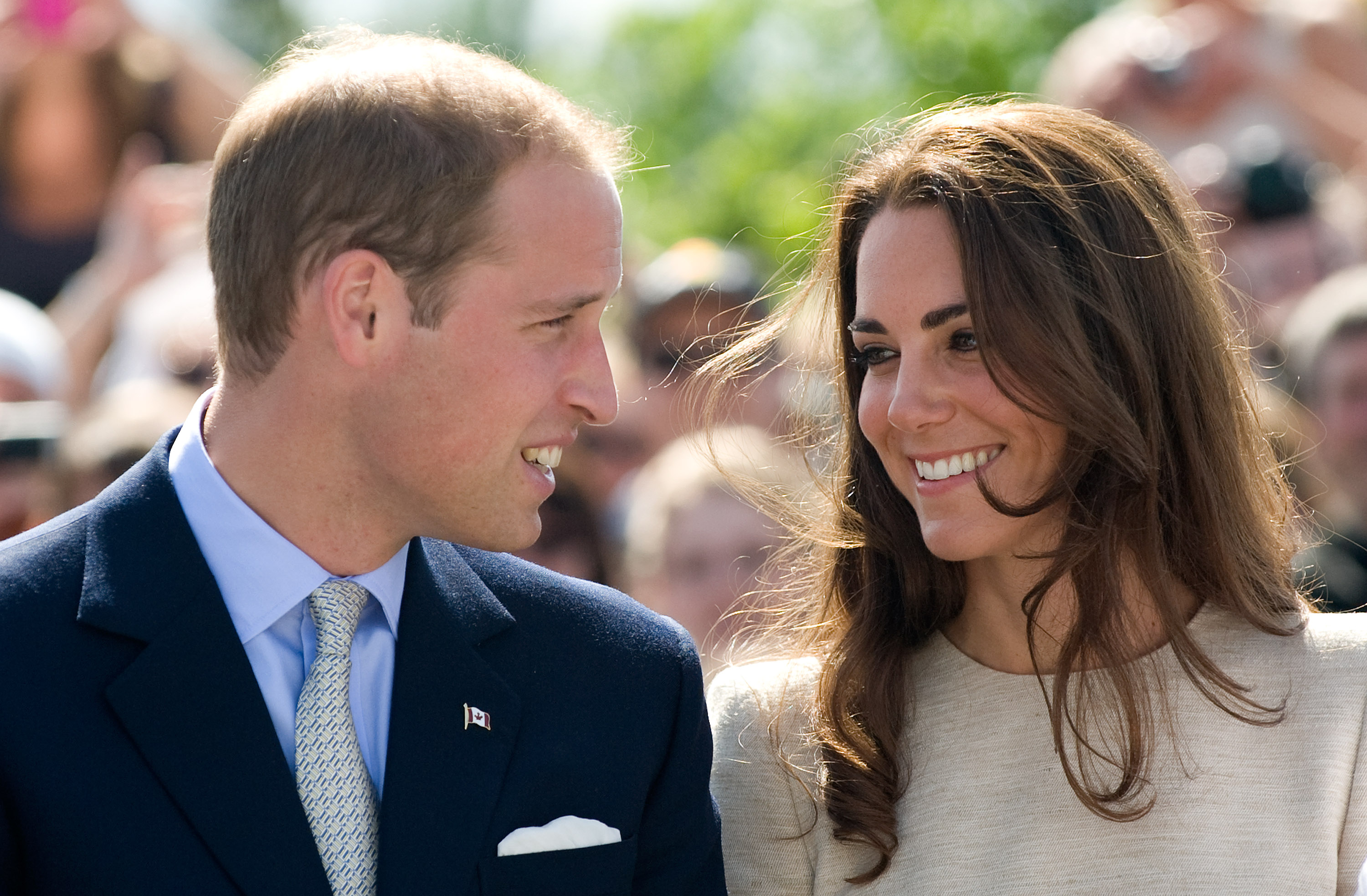 Kate Middleton reveals Prince William struggled as a first time parent