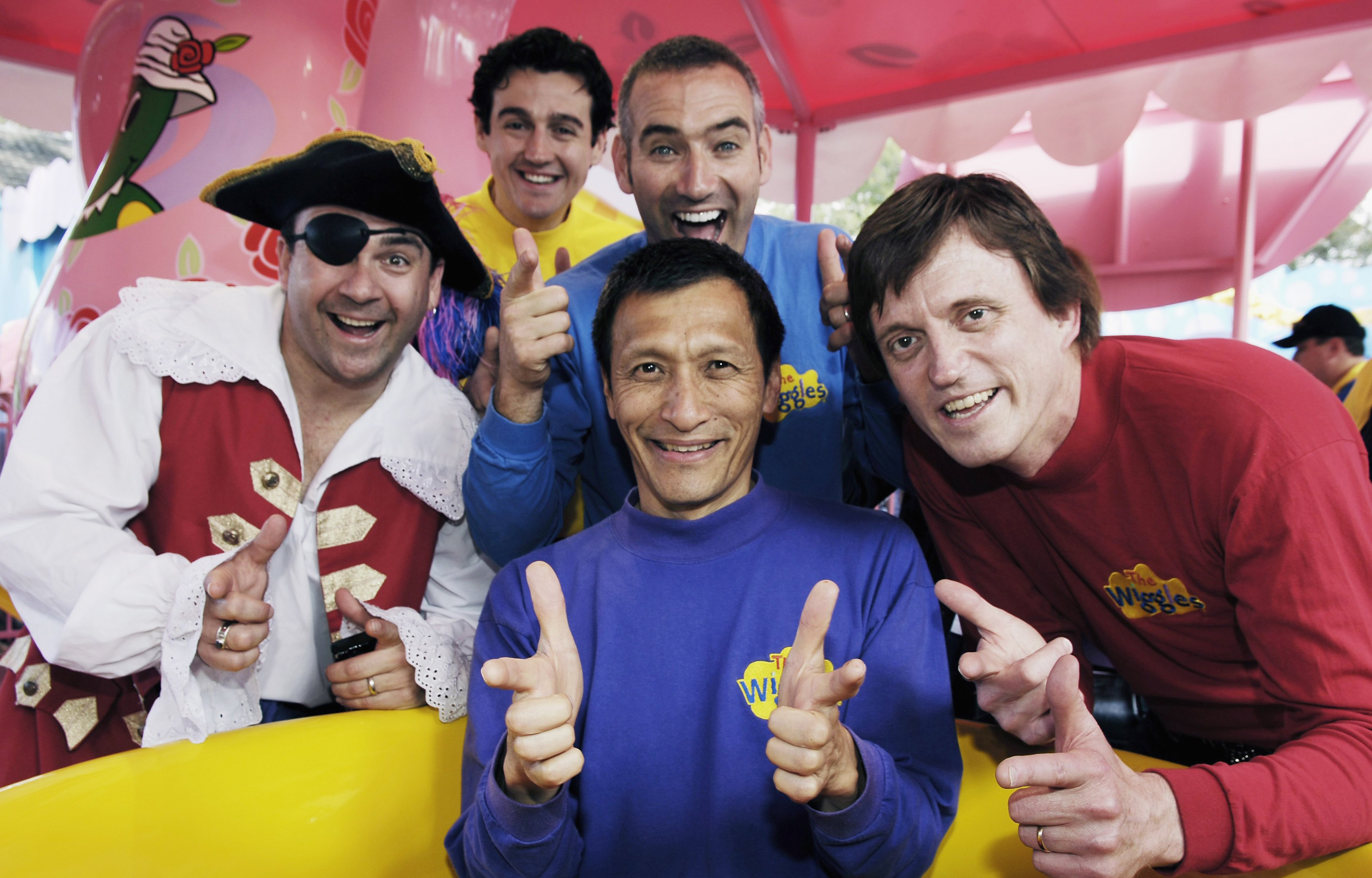 The heartbreaking story of how The Wiggles started out ...