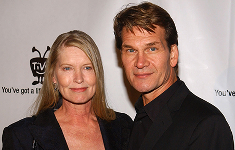 Patrick Swayze shock: Why his family are furious at his ...