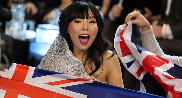 Is Dami Im considered the rightful winner of Eurovision?