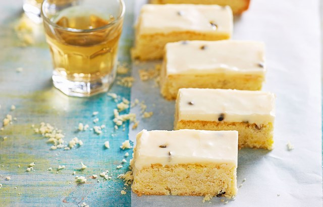 Marshmallow Slice New Idea Food