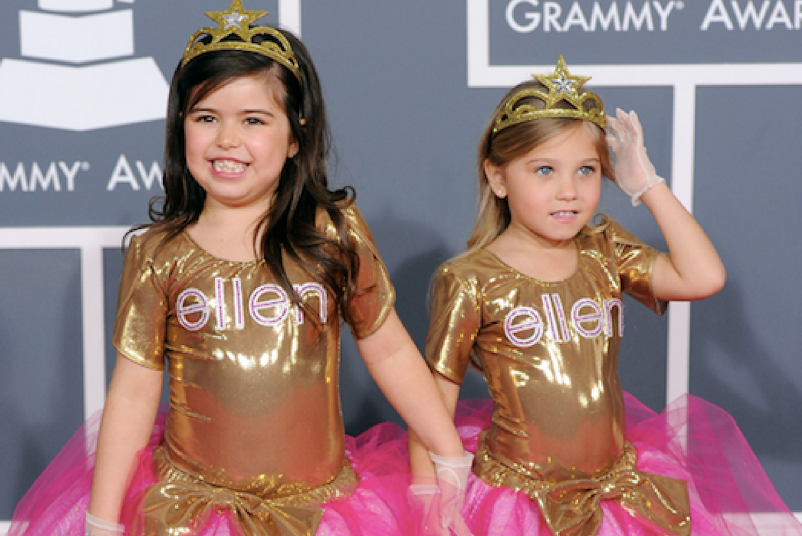 Discussion on this topic: Bess Myerson, sophia-grace-rosie/