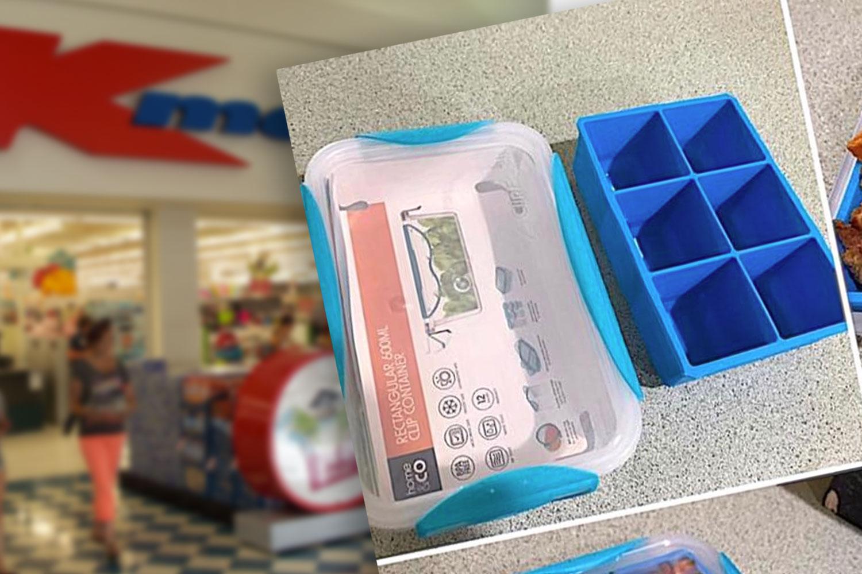 The Kmart 450 Bento Lunch Box Hack New Idea Magazine
