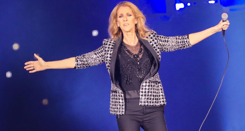 Celine Dion breaks down on stage over Las Vegas shooting