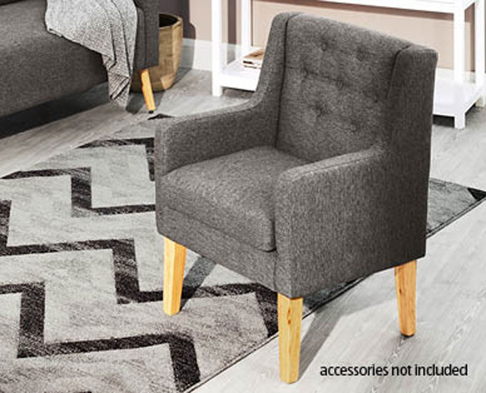 The Internet Is Going Crazy Over New Aldi Accent Chair