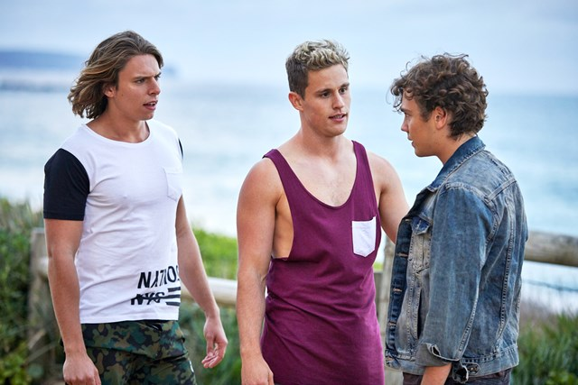Home And Away: Alf's big shock as newcomer rocks the bay