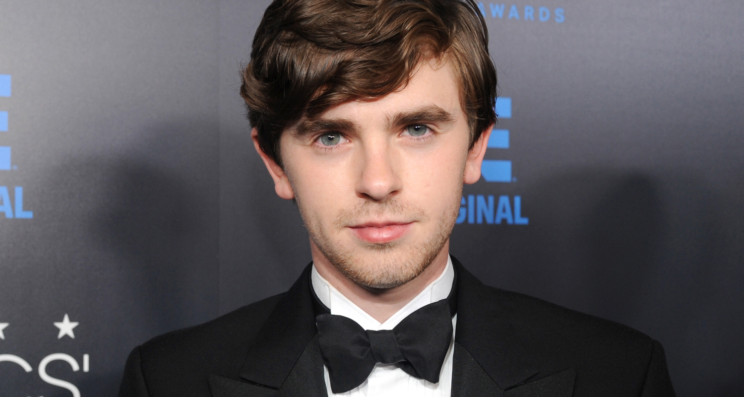 Forum on this topic: Edith Reeves, freddie-highmore-born-1992/