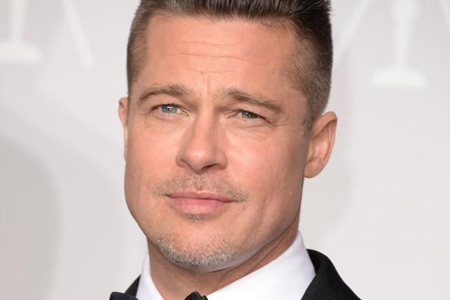 Brad Pitt dating Princ...