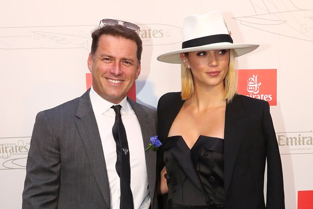 Karl Stefanovic releases statement about Jasmine's 'pregnancy'