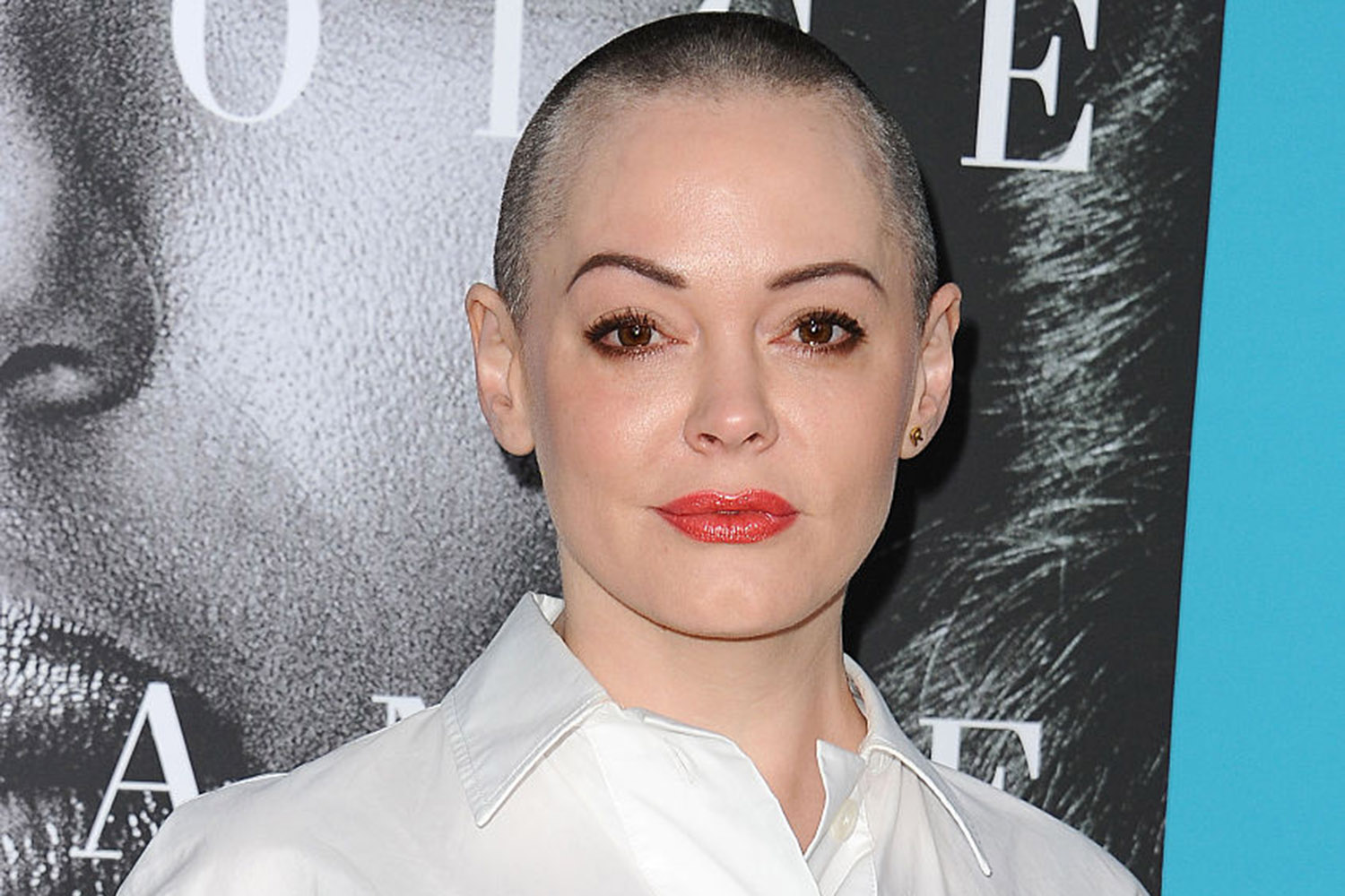 Rose McGowan Surrenders on Felony Drug Charge Warrant