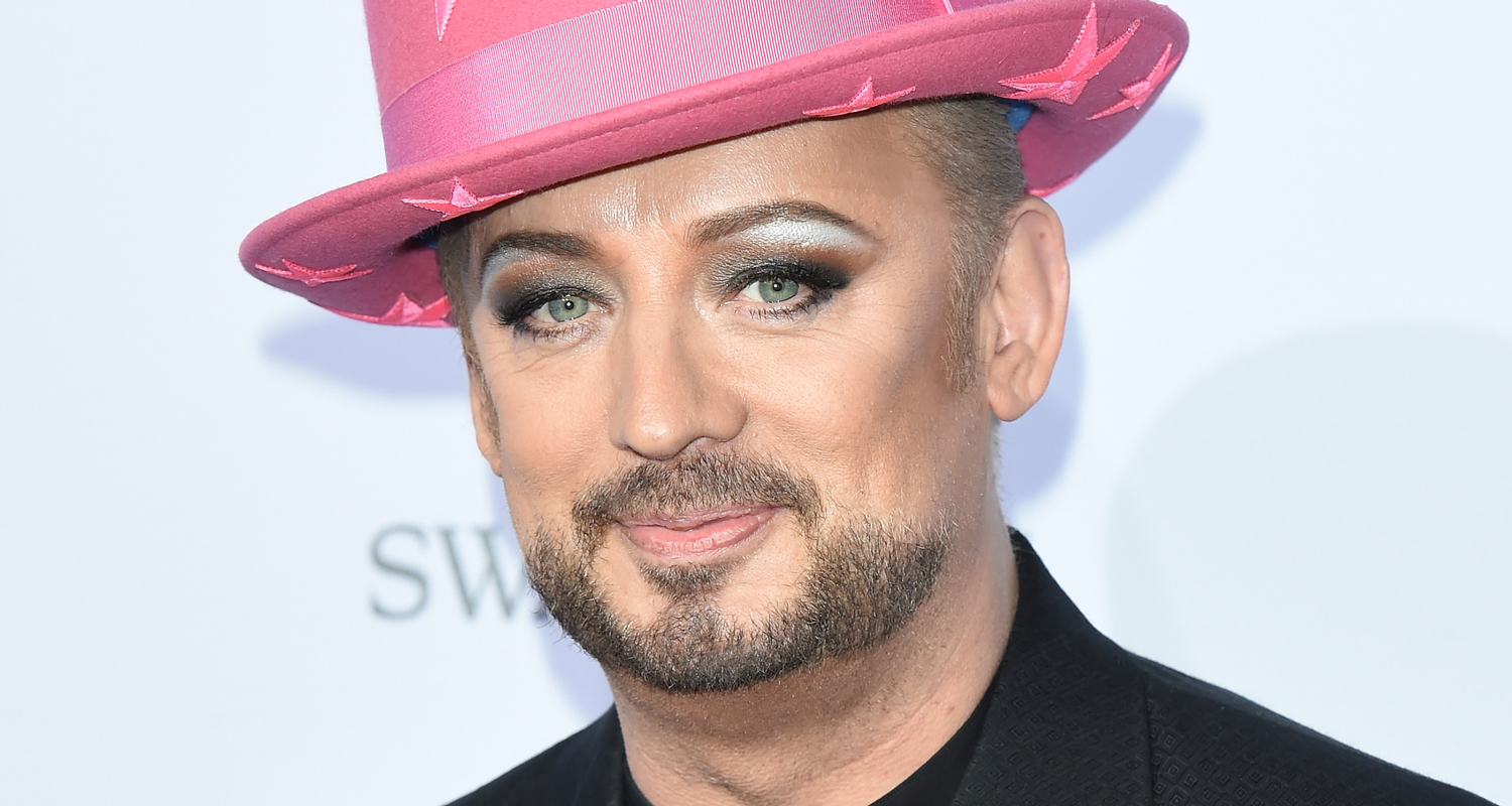 boy george addresses delta goodrem and seal dating rumours new