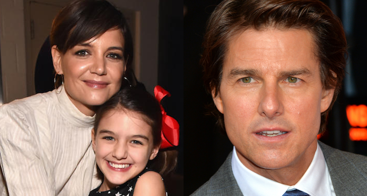 Tom Cruise My Side Of The Story Why He Hasn T Seen Suri New Idea Magazine
