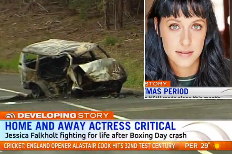 Die In Car Crash