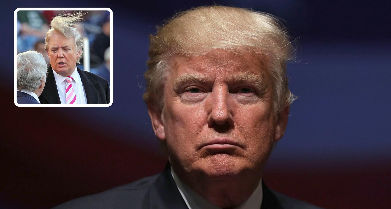 Donald Trump S Bizarre Hairdo Explained In Michael Wolff