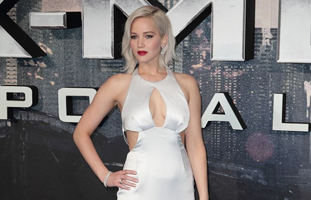 Fox Apologises For Confronting Jennifer Lawrence Posters