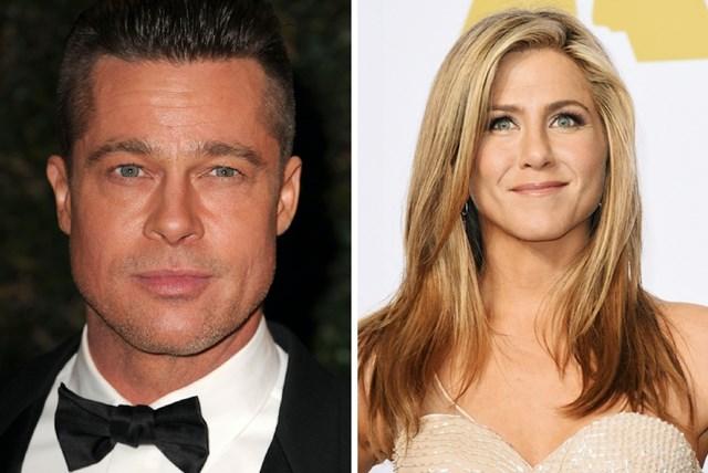 Jennifer Aniston has met Brad Pitt's children | New Idea