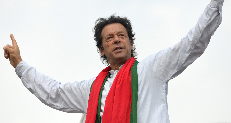 Pakistani Cricket Legend Imran Khan Marries For The Third
