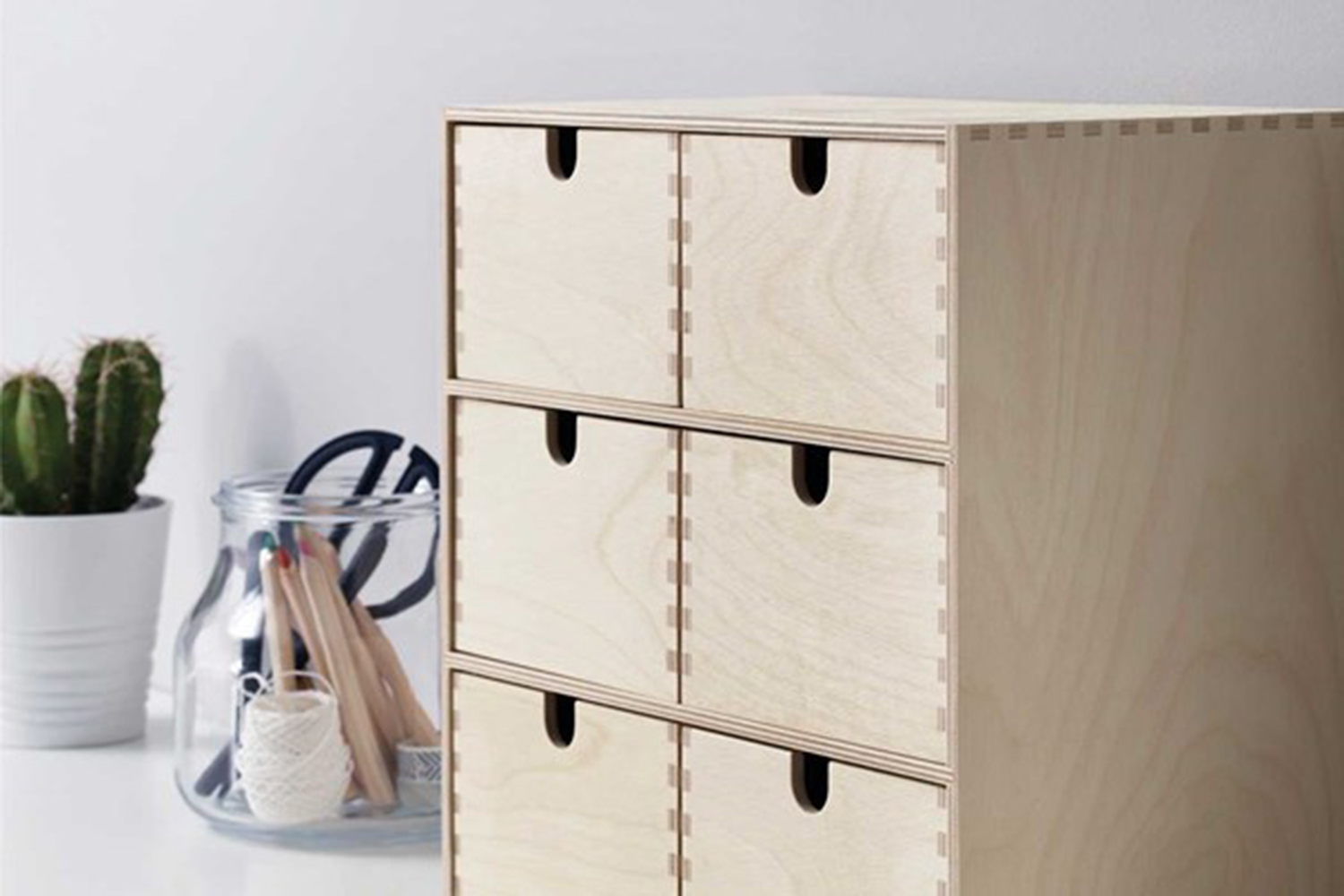 The $30 MOPPE mini chest of drawers that\'s had the most hacks of all ...