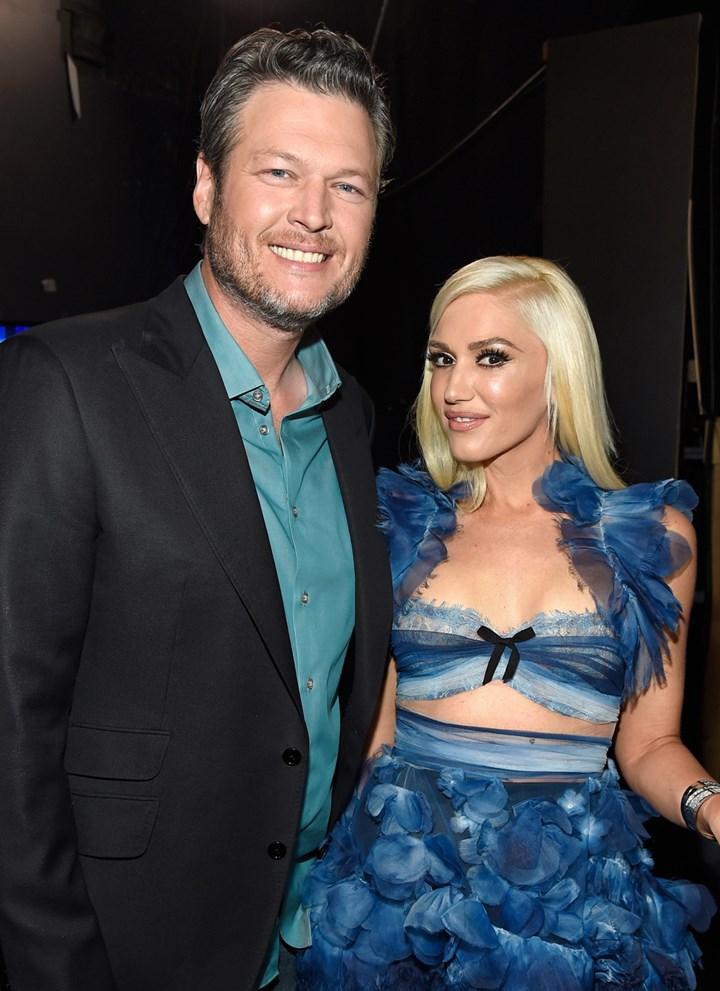 Blake Shelton And Gwen Stefani Wedding Pictures.Gwen Stefani And Blake Shelton Put Baby And Wedding Plans On Hold