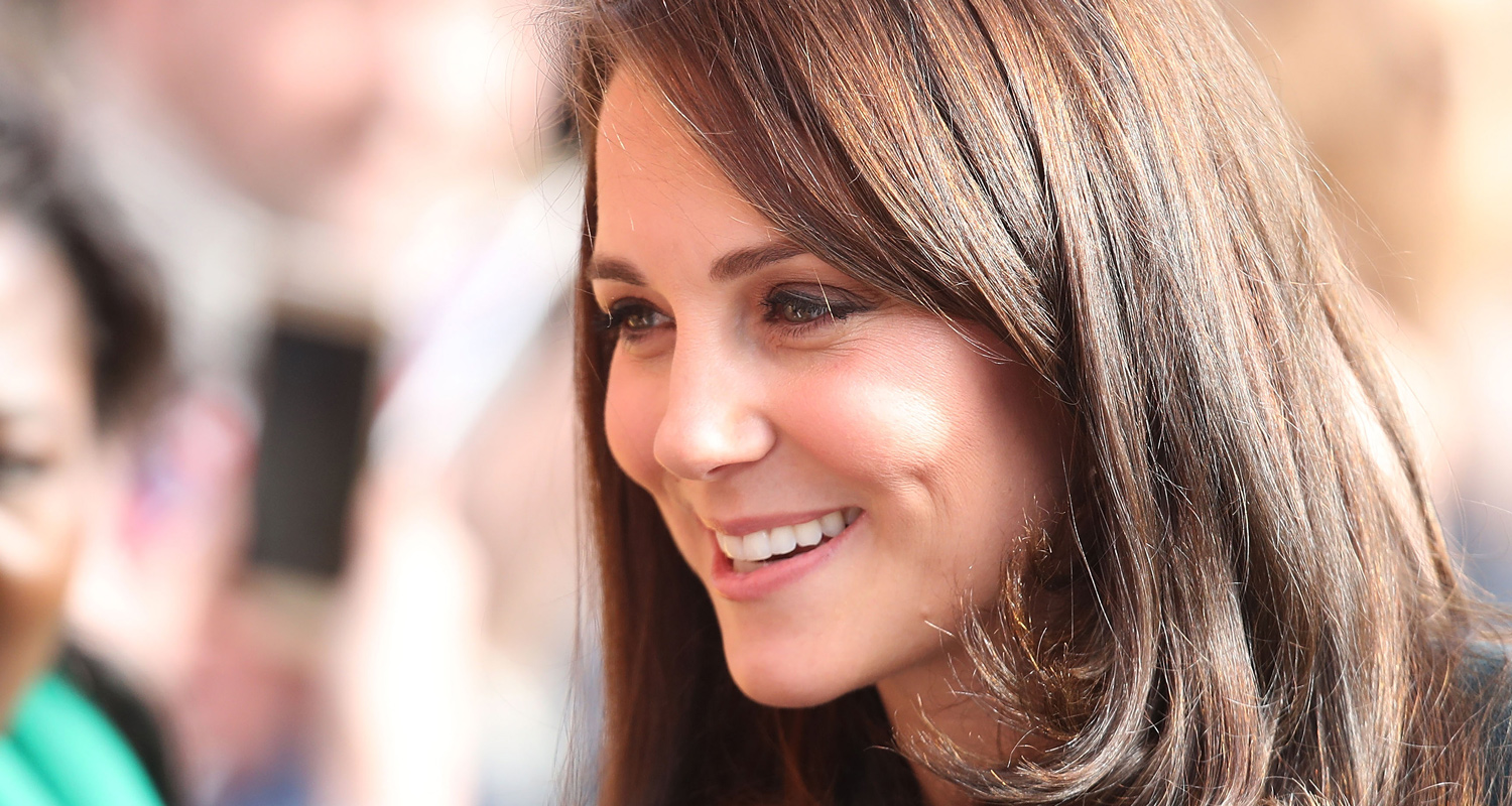 Kate Middleton Has a Very Good Reason for Not Joining Prince Williams Royal Tour of Jordan