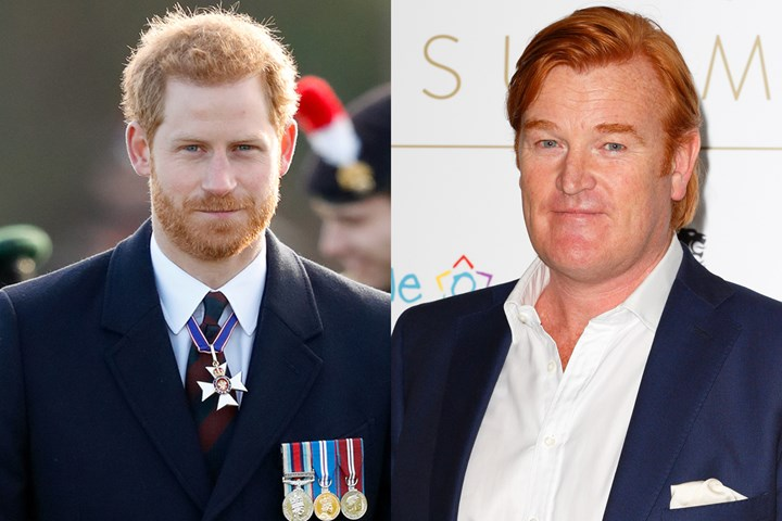 prince harry s real father revealed as welsh guard officer mark dyer new idea magazine prince harry s real father revealed as