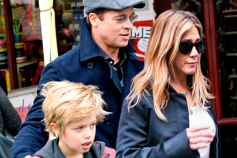 Shiloh's plea to Jennifer Aniston: Can I call you Mummy