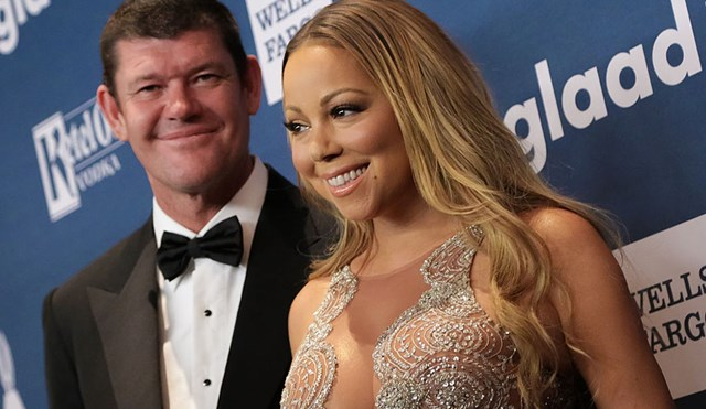 Mariah Carey reveals wedding plans