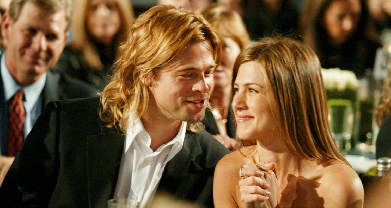 Jennifer Aniston Wedding.Brad Pitt And Jennifer Aniston Wed In Missouri Wedding