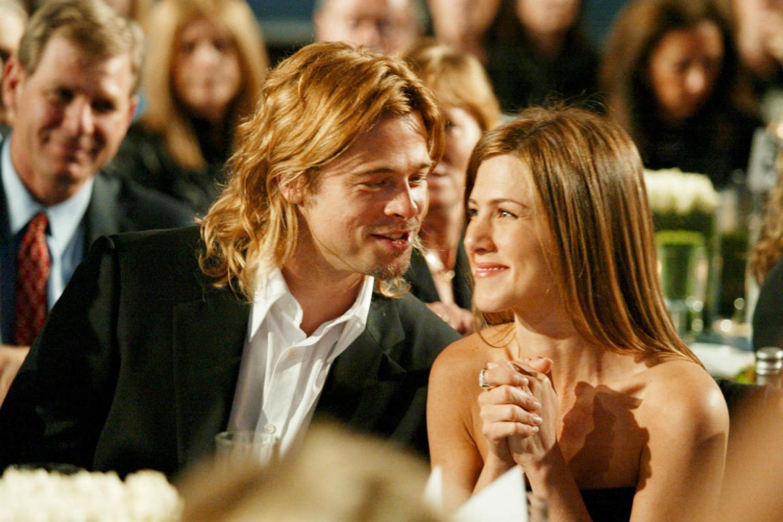 Brad Pitt and Jennifer Aniston wed in Missouri, wedding priest