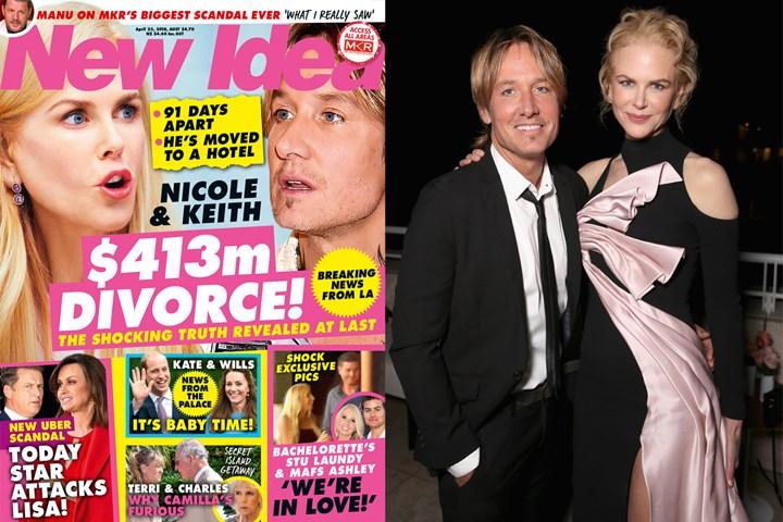 Inside Nicole Kidman and Keith Urban's $413 million divorce | New