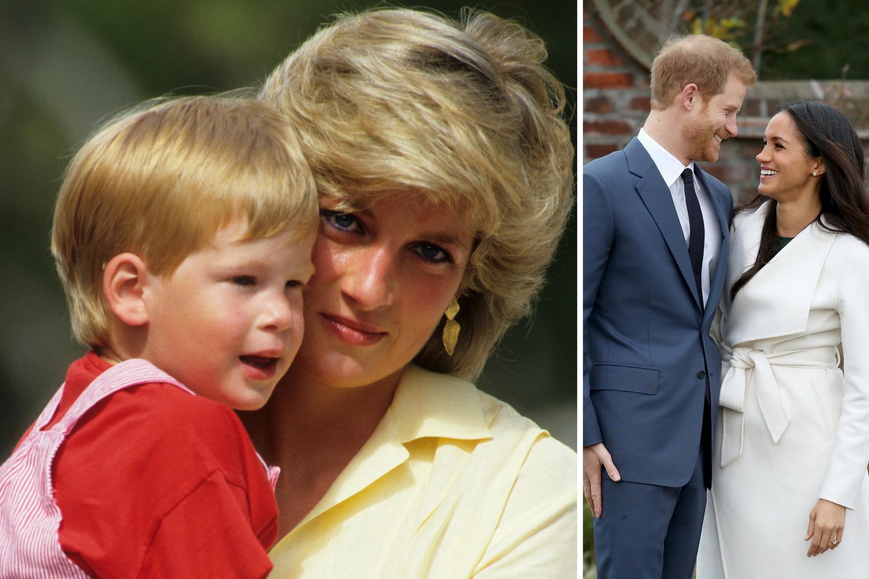 Princess Diana's former psychic Sally Morgan reveals Diana chose