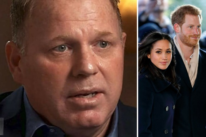 Meghan Markle's estranged brother begs to attend wedding in