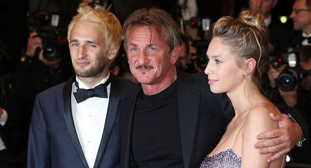 What strange name did Sean Penn want to call his son?