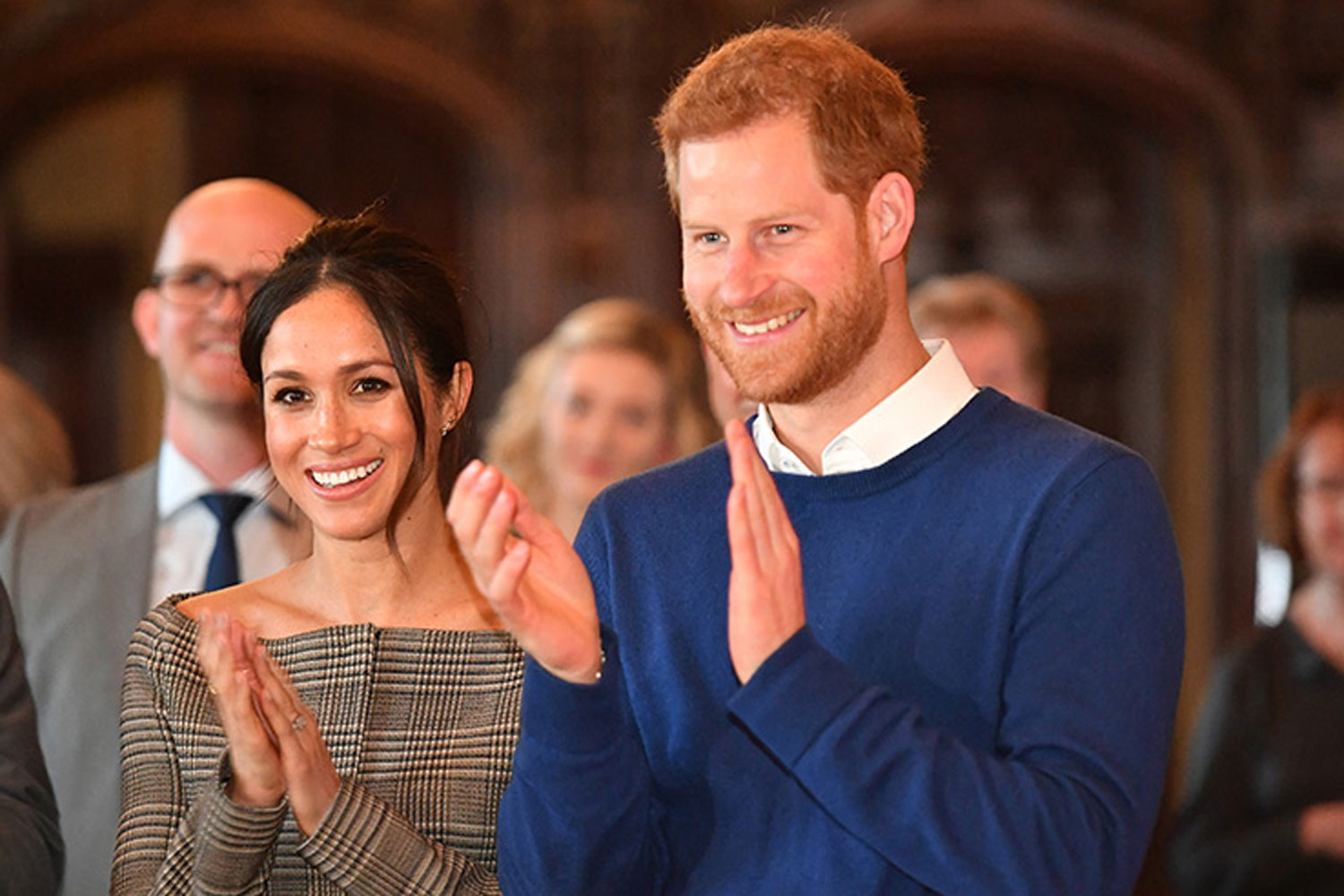 Prince Harry and Meghan welcome a new addition to the family
