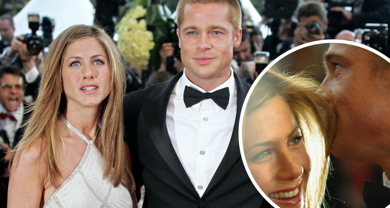Us Report Brad Pitt And Jennifer Aniston S Second Wedding Joy New