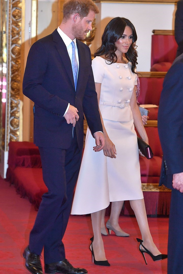 US report: Meghan Markle storms out on Prince Harry | New