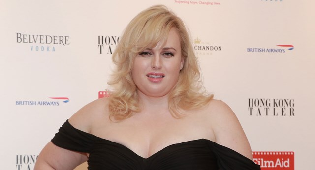 'Rude' Rebel Wilson's shocking outburst