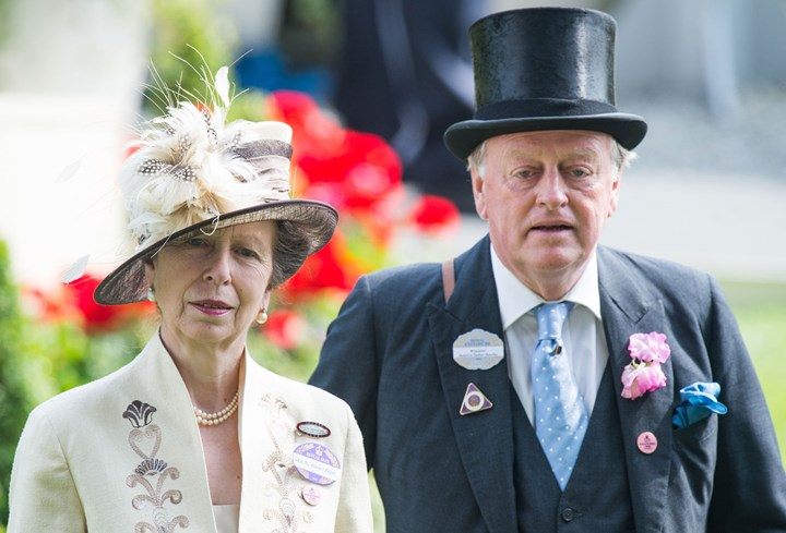 Princess Anne was Andrew Parker-Bowles' 'first love' while he was ...
