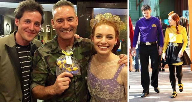 Wiggles Emma Watkins and Lachlan Gillespie's love scandal