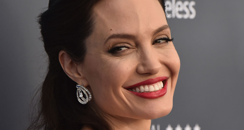 US report: Angelina Jolie is g...