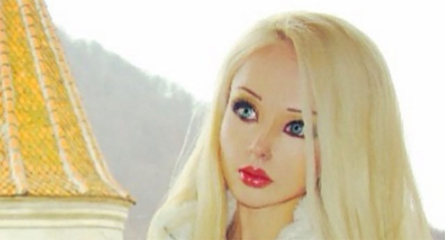 'Plastic surgery' shock: I'm not a human Barbie doll
