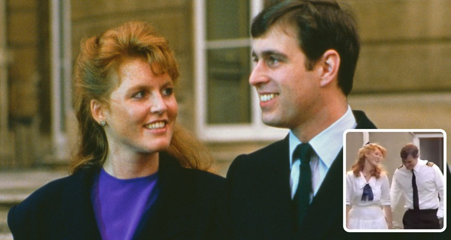 IT'S OFFICIAL: Prince Andrew speaks out on remarriage to Sarah Ferguson