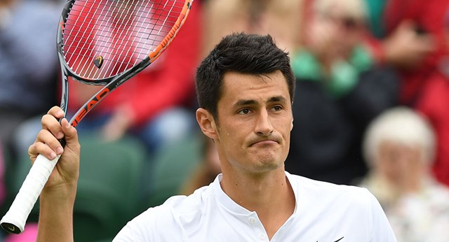 Mum's lesson for Bernard Tomic