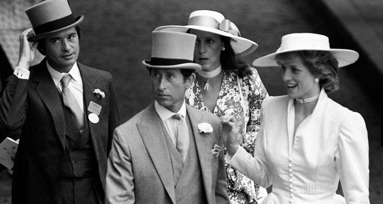 オリバーホア Princess Diana's ex lover Oliver Hoare dies after cancer battle | New Idea  Magazine