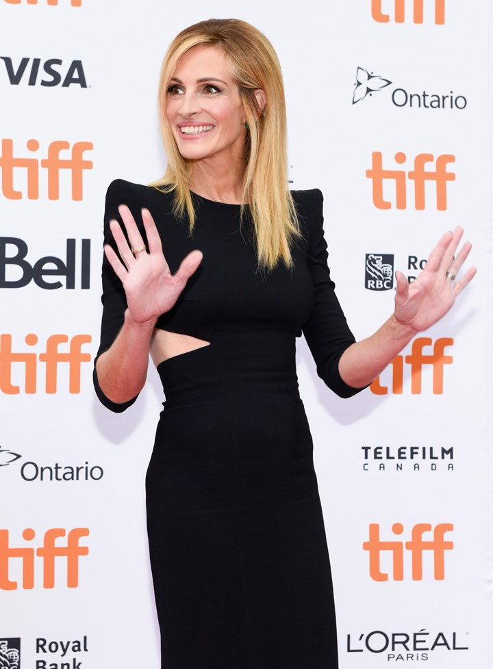 Julia Roberts Claims She S In The Best Shape Of Her Life At