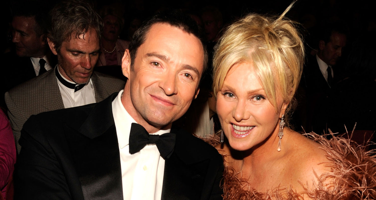 Hugh Jackman reveals the VERY cheeky nickname his wife ...